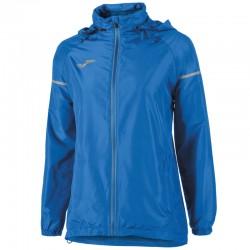 Běžecká dámská bunda JOMA RACE - pláštěnka - dlouhé rukávy – světle modrá ROYAL