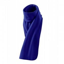 Šála fleece Polar 155x25 cm antipillingová úprava - 230g -královská modrá