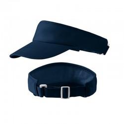 Čelenka s kšiltem - tmavě modrá NAVY