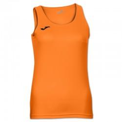Dámské tílko JOMA DIANA – bez rukávu – zářivě oranžová