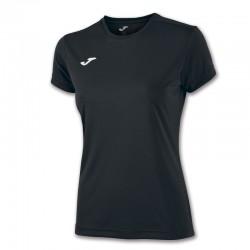 Dámské tričko JOMA COMBI – s krátkým rukávem – černá