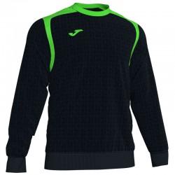 Tričko CHAMPION V JOMA s dlouhým rukávem – zelená-černá