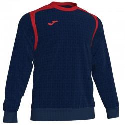 Tričko CHAMPION V JOMA s dlouhým rukávem – červená-bílá