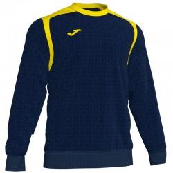 Tričko CHAMPION V JOMA s dlouhým rukávem – červená-žlutá