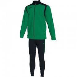 Bunda dámská CHAMPION IV JOMA s dlouhým rukávem – zelená-bílá