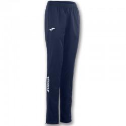 Kalhoty dámské CHAMPION IV JOMA dlouhé nohavice – tmavě modrá NAVY-červená