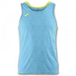 Tričko OLIMPIA FALL JOMA krátký rukáv – světle modrá ROYAL-bílá