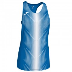 Běžecké dres JOMA RACE reflexní prvky - krátké rukávy – černá