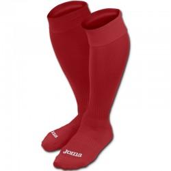 Ponožky SPANDEX JOMA středně vysoké – 17 cm – červená-bílá