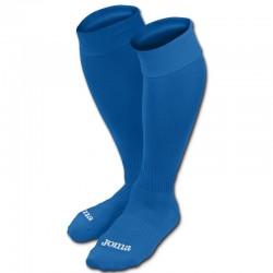 Ponožky SPANDEX JOMA středně vysoké – 17 cm – světle modrá ROYAL-bílá