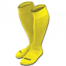 Ponožky SPANDEX JOMA středně vysoké – 17 cm – žlutá-bílá