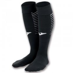 Štulpny LEG JOMA antibakteriální fotbalové podkolenky – bílá-černá