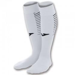 Štulpny LEG JOMA antibakteriální fotbalové podkolenky – černá-bílá