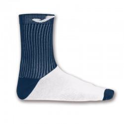 Tričko s krátkým rukávem TORNEO II JOMA – bílá-tmavě modrá NAVY