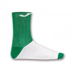 Ponožky SPANDEX JOMA středně vysoké – 17 cm – zelená-bílá