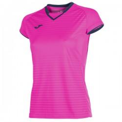 JOMA COMBI GRAFITY sportovní tričko s krátkým rukávem – světle modrá ROYAL
