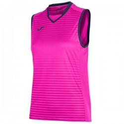 JOMA COMBI GRAFITY sportovní tričko s krátkým rukávem – červená