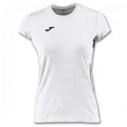 JOMA COMBI GRAFITY sportovní tričko s krátkým rukávem – žlutá
