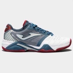 Tenisová dámská bota ACE PRO LADY JOMA 903 tmavě modrá NAVY – na antuku