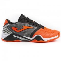 Tenisová dámská bota ACE PRO LADY JOMA 907 oranžová KORÁL 38-42 EU – na antuku