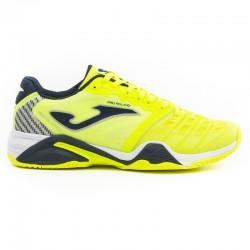 Tenisová dámská bota ACE PRO LADY JOMA 907 oranžová KORÁL 38-43 EU – na různé povrchy