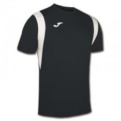 JOMA DINAMO sportovní dres s krátkým rukávem – černá-bílá