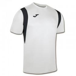 JOMA DINAMO sportovní dres s krátkým rukávem – bílá-černá