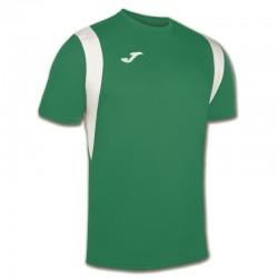 JOMA DINAMO sportovní dres s krátkým rukávem – zelená-bílá