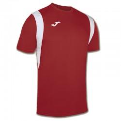 JOMA DINAMO sportovní dres s krátkým rukávem – červená-bílá
