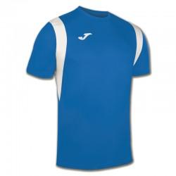 JOMA DINAMO sportovní dres s krátkým rukávem – modrá ROYAL-bílá
