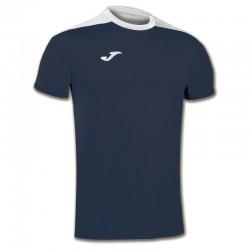 JOMA SPIKE sportovní dres s krátkým rukávem – tmavě modrá NAVY-bílá
