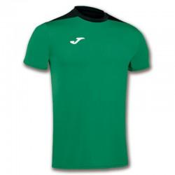JOMA SPIKE sportovní dres s krátkým rukávem – zelená-černá