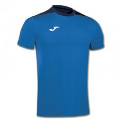 JOMA SPIKE sportovní dres s krátkým rukávem – světle modrá ROYAL-tmavě modrá NAVY