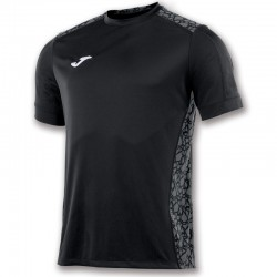 JOMA DINAMO II sportovní dres s krátkým rukávem – černá
