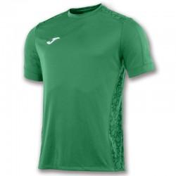 JOMA DINAMO II sportovní dres s krátkým rukávem – zelená