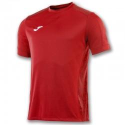 JOMA DINAMO II sportovní dres s krátkým rukávem – červená