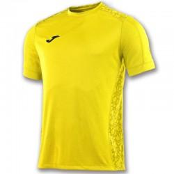JOMA DINAMO II sportovní dres s krátkým rukávem – žlutá