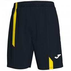 JOMA SUPERNOVA sportovní kraťasy – černá-žlutá