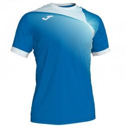 JOMA HISPA II sportovní dres s krátkým rukávem – modrá ROYAL-bílá