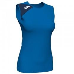 JOMA SPIKE II dámský dres bez rukávu – světle modrá ROYAL-tmavě modrá NAVY