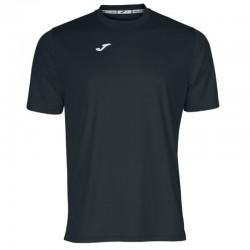 Tričko pánské COMBI JOMA – s krátkým rukávem – černá