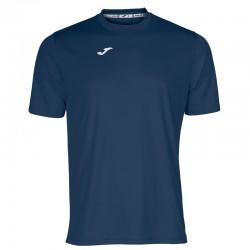 Tričko pánské COMBI JOMA – s krátkým rukávem – tmavě modrá NAVY