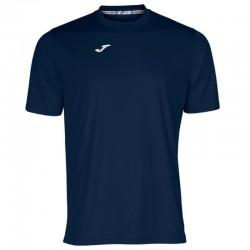 Tričko pánské COMBI JOMA – s krátkým rukávem – tmavě modrá DARK NAVY