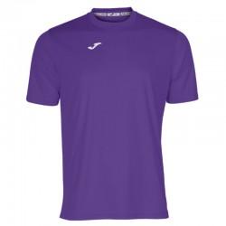 Tričko pánské COMBI JOMA – s krátkým rukávem – fialová