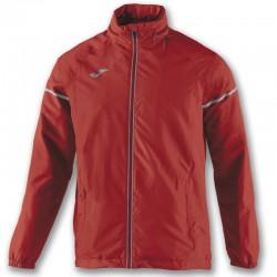 Běžecká bunda JOMA RACE - pláštěnka - dlouhé rukávy – červená