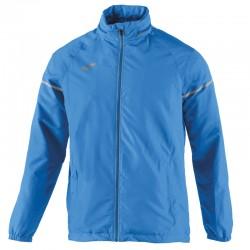 Běžecká bunda JOMA RACE - pláštěnka - dlouhé rukávy – světle modrá ROYAL