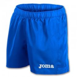 Kraťasy MYSKIN JOMA sportovní bermudy s nohavicí – světle modrá ROYAL