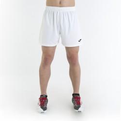 Kraťasy RUGBY JOMA sportovní bermudy s nohavicí – bílá