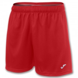 Kraťasy RUGBY JOMA sportovní bermudy s nohavicí – červená