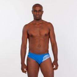 Plavky pánské bez nohavičky LAKE II SLIP JOMA – světlá modrá ROYAL